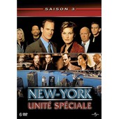 New York, Unit� Sp�ciale - Saison 3 de Henry J. Bronchtein