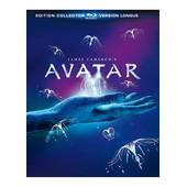 Avatar - �dition Collector - Version Longue - Blu-Ray de James Cameron