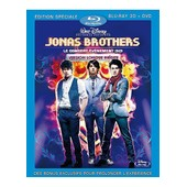 Jonas Brothers - Le Concert �v�nement - Version Longue In�dite En 3d - Blu-Ray de Bruce Hendricks
