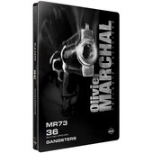 Olivier Marchal - Trilogie Polici�re : Mr 73 + 36 Quai Des Orf�vres + Gangsters - Pack Collector Bo�tier Steelbook de Olivier Marchal