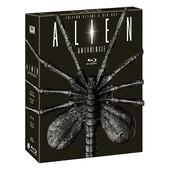 Alien Anthologie - �dition Limit�e Et Num�rot�e - Blu-Ray de Ridley Scott