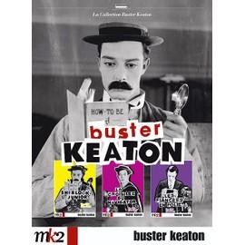 Image 3 Films De Buster Keaton Les Fiancées En Folie + La Croisière Du Navigator + Sherlock, Jr. Édition Limitée