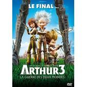 Arthur 3 : La Guerre Des Deux Mondes de Luc Besson