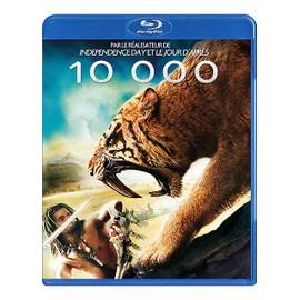 10 000 Blu Ray