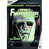 L'empreinte De Frankenstein de Francis Freddie