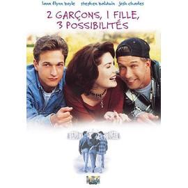 Image 2 Garçons, 1 Fille, 3 Possibilités