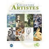Collection Artistes de Jean-Denis Bonan