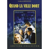 Quand La Ville Dort - �dition Collector de John Huston