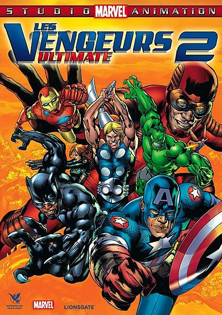 Ultimate Avengers 2 French DvdRip [MULTI]