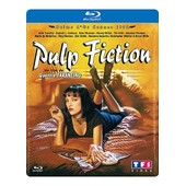 Pulp Fiction - Blu-Ray de Quentin Tarantino