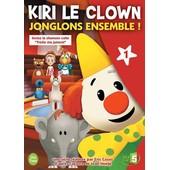 Kiri Le Clown - 1 - Jonglons Ensemble ! de Eric Cazes