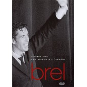 Brel, Jacques - Octobre 1966, Les Adieux � L'olympia - �dition Limit�e de Philippe Marouani