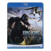 King Kong - Version Longue - Blu-Ray de Peter Jackson