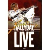 Hallyday, Johnny - Live Pavillon De Paris 1979 de Jean Pucci