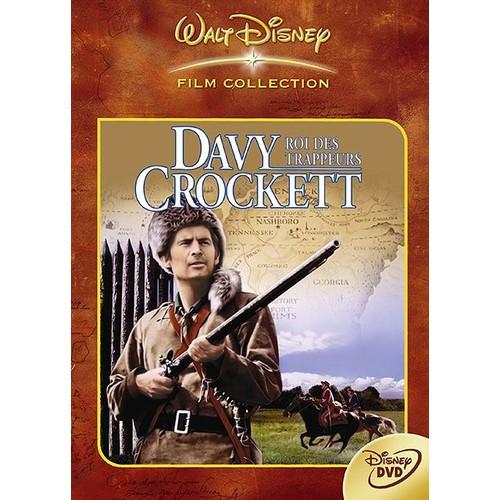 Davy Crockett : Le roi des trappeurs