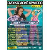 Dvd Karaok� Kpm Pro - Vol. 7 : Stars Au F�minin