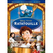 Ratatouille - �dition Collector Bo�tier Steelbook de Brad Bird