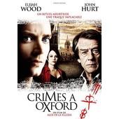 Crimes � Oxford de �lex De La Iglesia