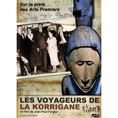 Les Voyageurs De La Korrigane - Sur La Piste Des Arts Premiers de Jean-Paul Fargier