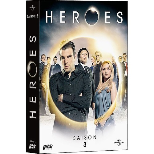 Heroes IntEGRALE Saison 3 Coffret De 7 Dvd Edition simple