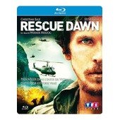Rescue Dawn - �dition Bo�tier Steelbook - Blu-Ray de Werner Herzog