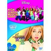 High School Musical : Premiers Pas Sur Sc�ne + Hannah Montana - Sous Les Feux De La Rampe - Pack
