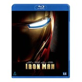Iron Man - Blu-Ray de Jon Favreau