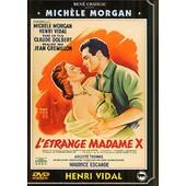 L'etrange Madame X de Jean Gr�millon
