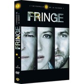 Fringe - Saison 1 de Alex Graves