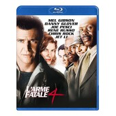 L'arme Fatale 4 - Blu-Ray de Richard Donner