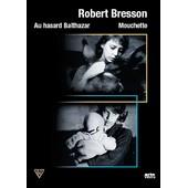 Robert Bresson - Coffret - Mouchette + Au Hasard Balthazar - Pack de Robert Bresson