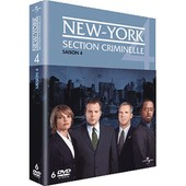 New York, Section Criminelle - Saison 4 de Frank Prinzi
