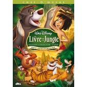 Le Livre De La Jungle - �dition Collector 40�me Anniversaire de Wolfgang Reitherman