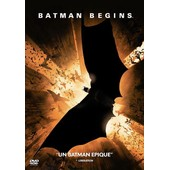 Batman Begins de Nolan Christopher