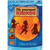 Dis Pourquoi Kirikou - L'eau Et Le Feu - Dvd Interactif
