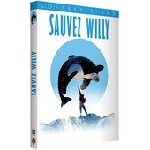 Coffret Sp�cial Sauvez Willy - Sauvez Willy + Sauvez Willy 2 + Sauvez Willy 3 : La Poursuite de Simon Wincer