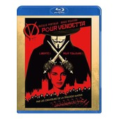 V Pour Vendetta - Blu-Ray de James Mcteigue
