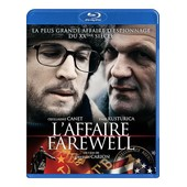 L'affaire Farewell - Blu-Ray de Christian Carion