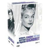 Simone Signoret - 1949-1969 - Man�ges + Casque D'or + Th�r�se Raquin + L'arm�e Des Ombres de Yves All�gret