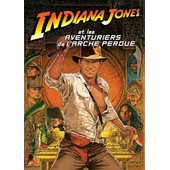 Indiana Jones Et Les Aventuriers De L'arche Perdue de Steven Spielberg