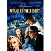 Quand La Ville Dort - Edition Simple de John Huston