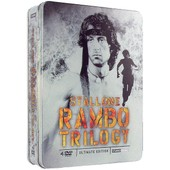 Rambo - La Trilogie - Coffret Ultimate de Ted Kotcheff