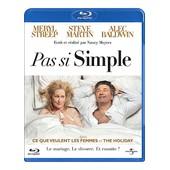 Pas Si Simple - Blu-Ray de Nancy Meyers