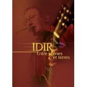 Idir - Entre Sc�nes Et Terres de Jean-Paul Miotto
