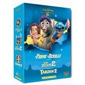 La Ferme Se Rebelle + Lilo & Stitch 2 - Hawa�, Nous Avons Un Probl�me ! + Tarzan 2 de Finn Will