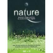 Nature - S�r�nit� & Images Positives Du Monde Min�ral Et V�g�tal - + 1 Cd Audio de Thierry Wolf