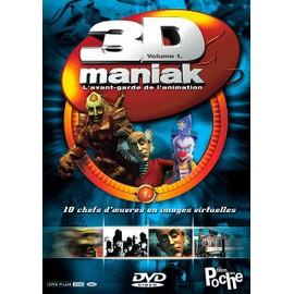 3d Maniak Vol. 1