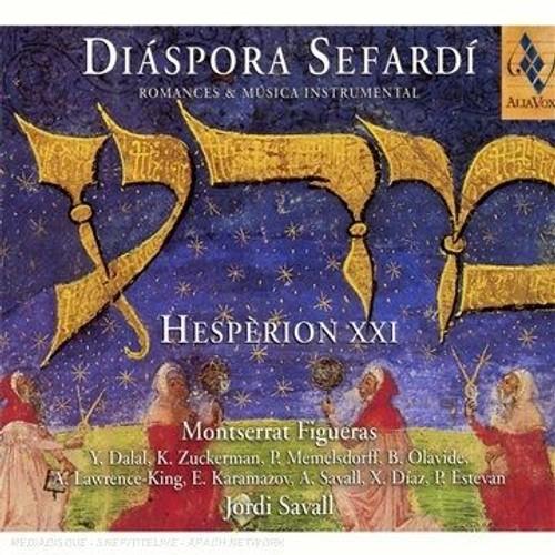 DIASPORA SEFERADI - ROMANCES & MUSICA INSTRUMENTAL