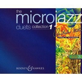 Norton : microjazz duets collection 1 (level 3) - piano 4 mains - Boosey