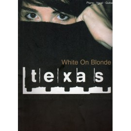 Texas - White on blonde (piano-voval-guitar)
